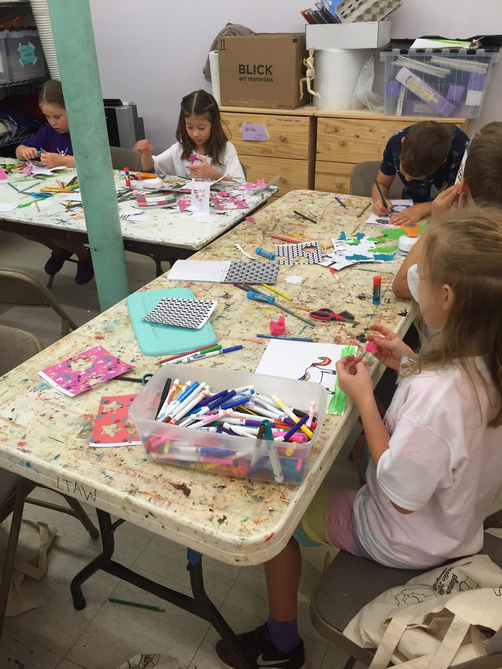 All Day Summer Camp Ages 6-9, Week 1: June 8-12, 2020
