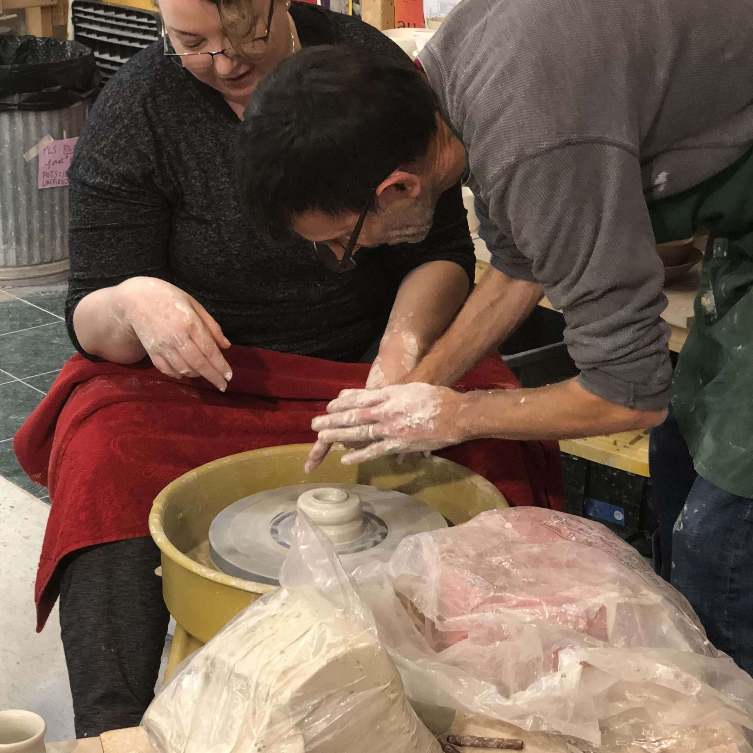 Beginning Pottery with Neal Reed