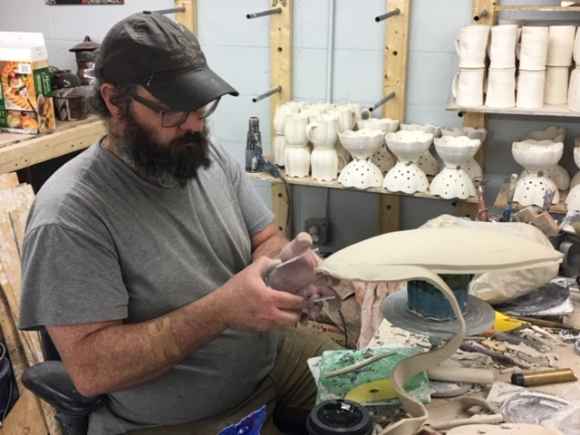 Beginning Pottery with Kevin Rodrigue