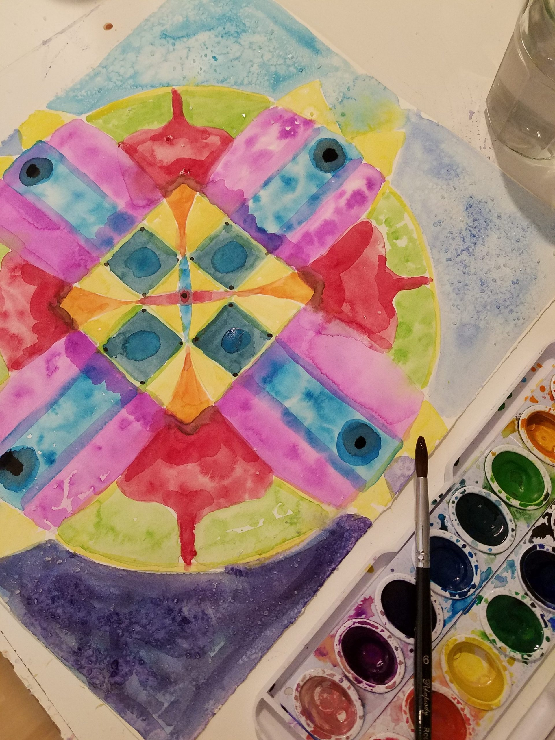 Explore the Magic-- Basic Watercolors for Beginners with Joan Limbrick