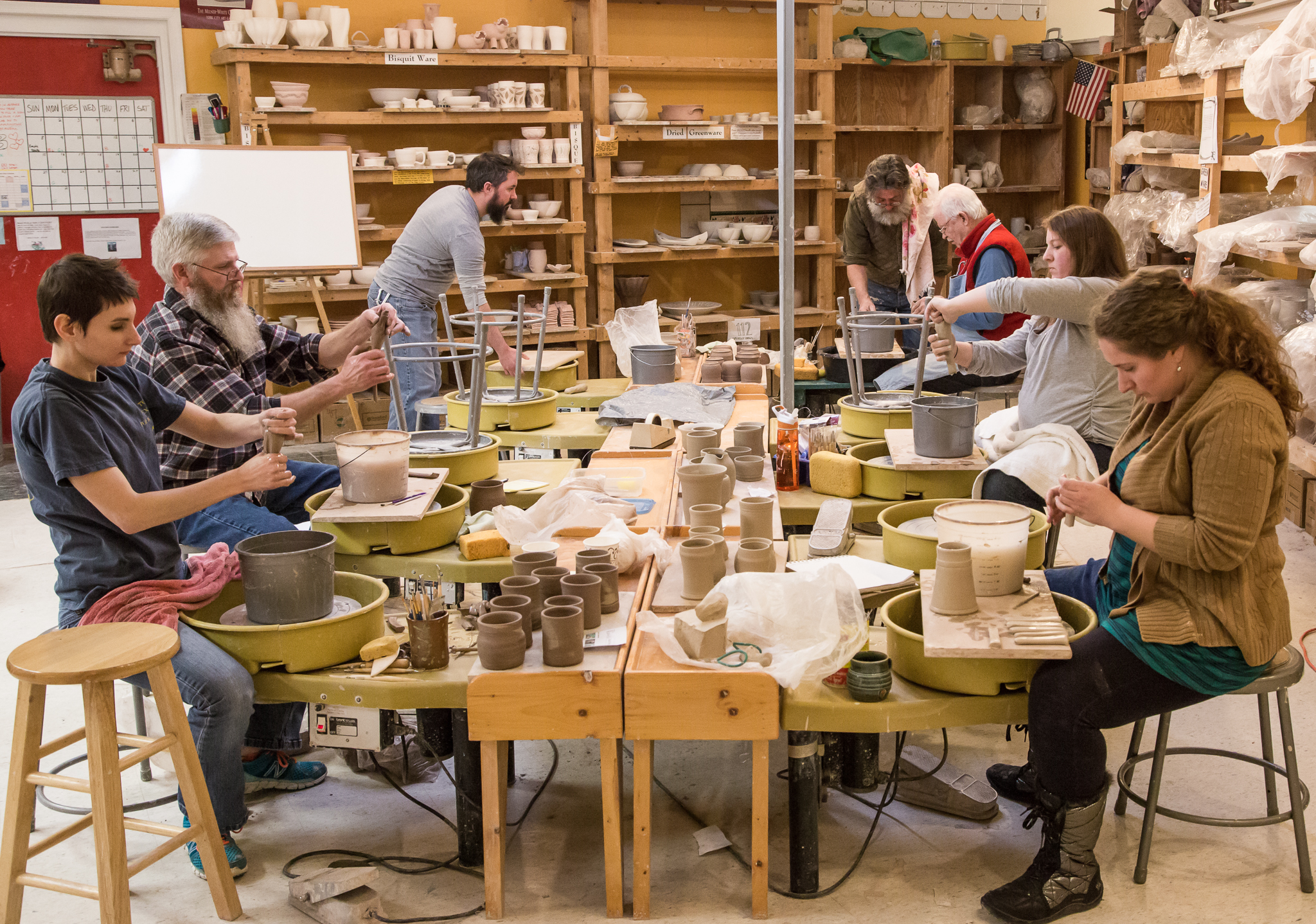 Special Pottery Workshop: Get a Grip on Your Handles with Dan Finnegan