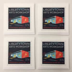 LibertyTown Note Cards Designed By Pete Morelewicz!