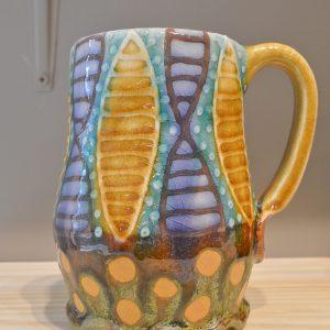 Curvy Mug, By Ronan Kyle Peterson
