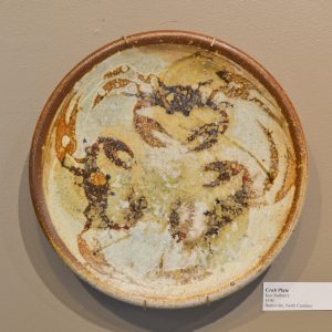 Crab Plate, By Ken Sedberry