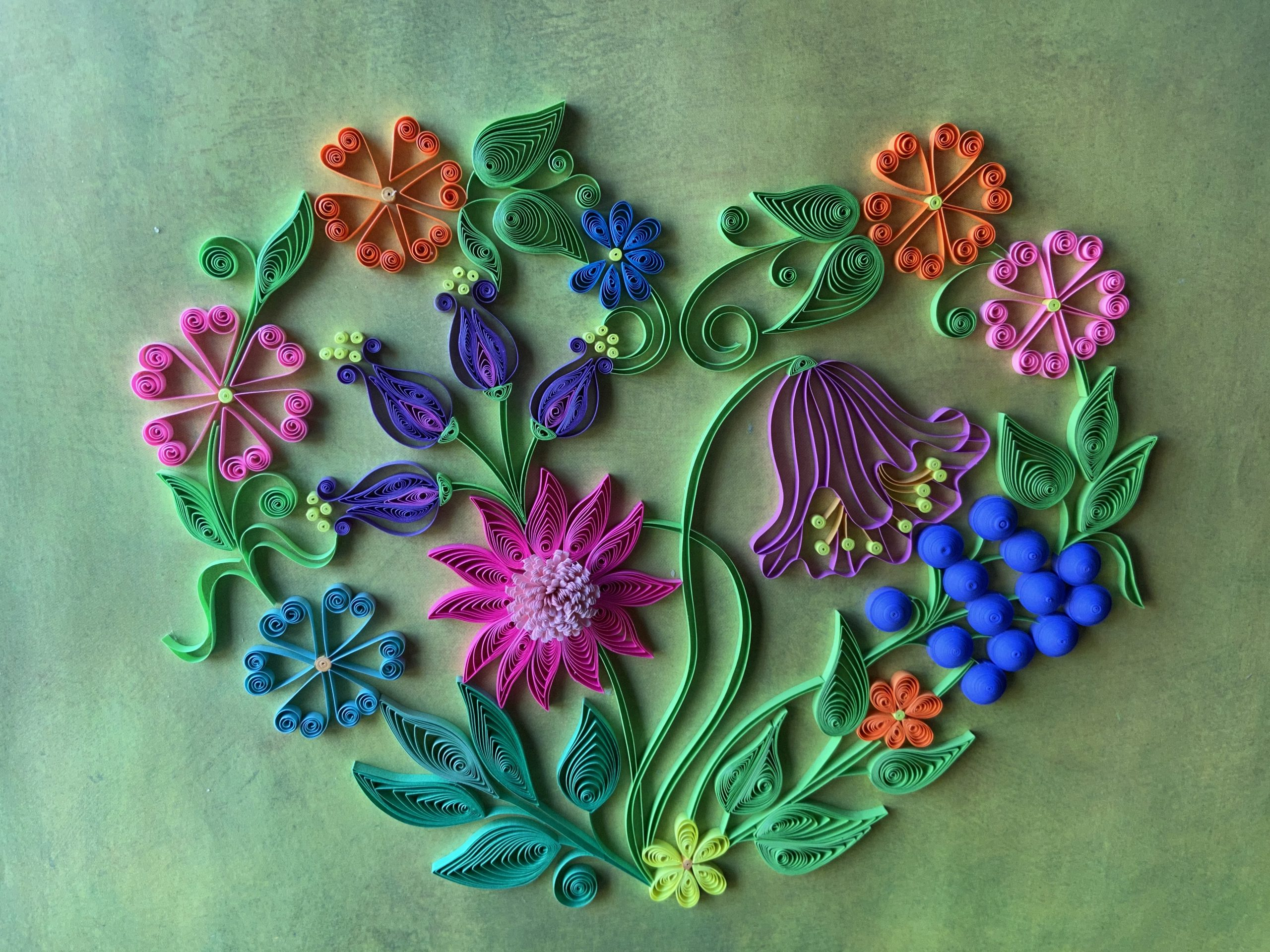 Introduction to Quilling with Lana Lechkina
