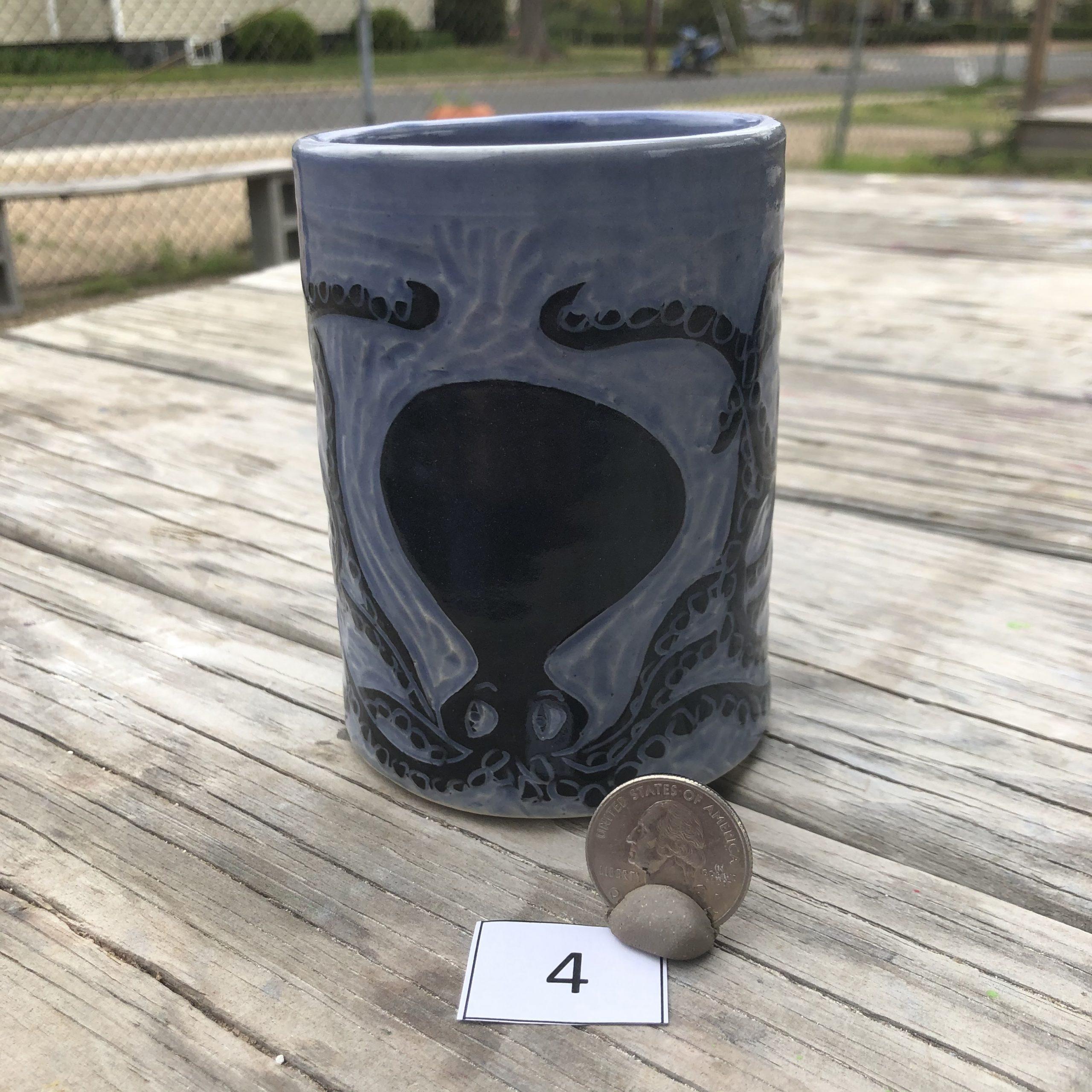 Neal Reed Octopus Mug #4