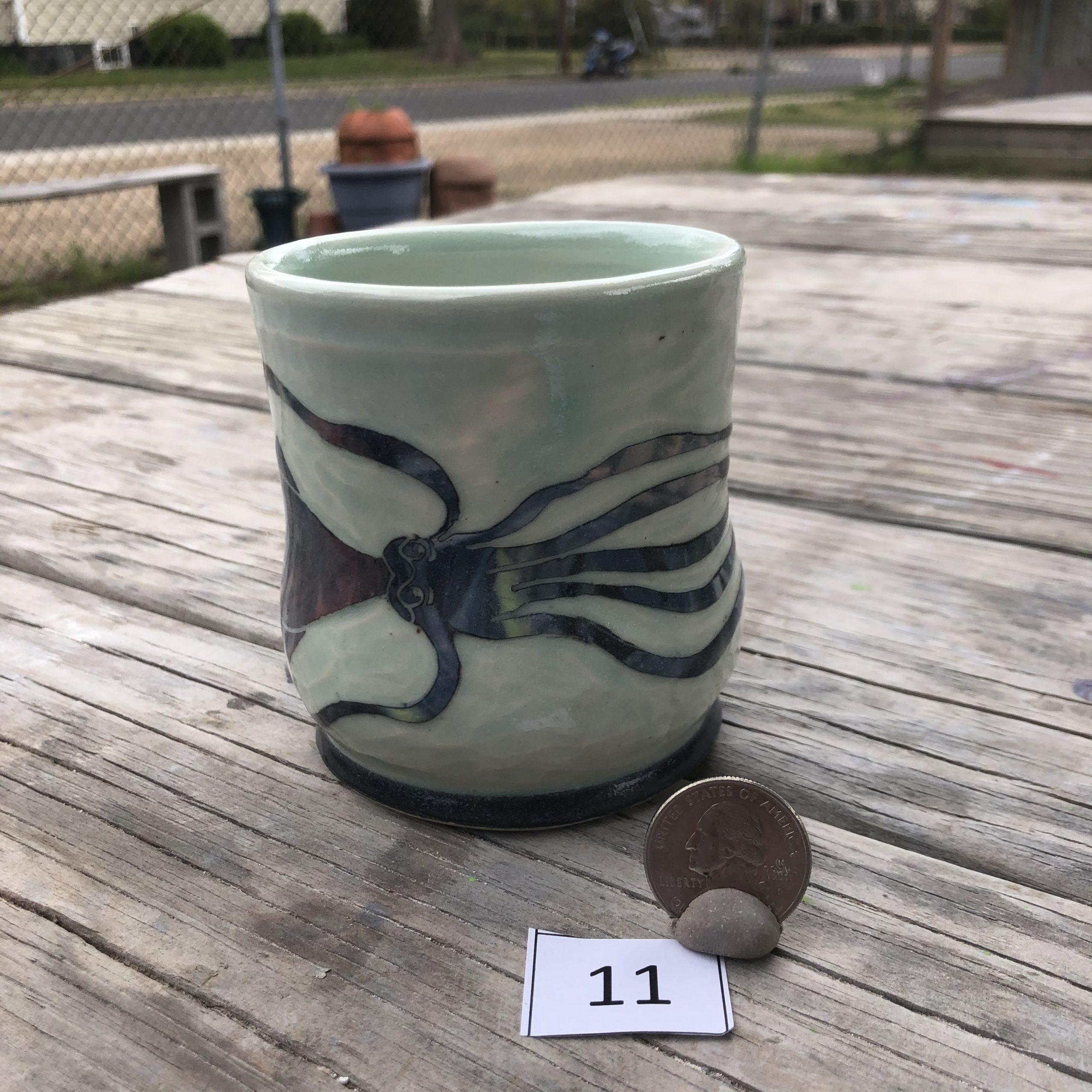 Neal Reed Squid Mug #11