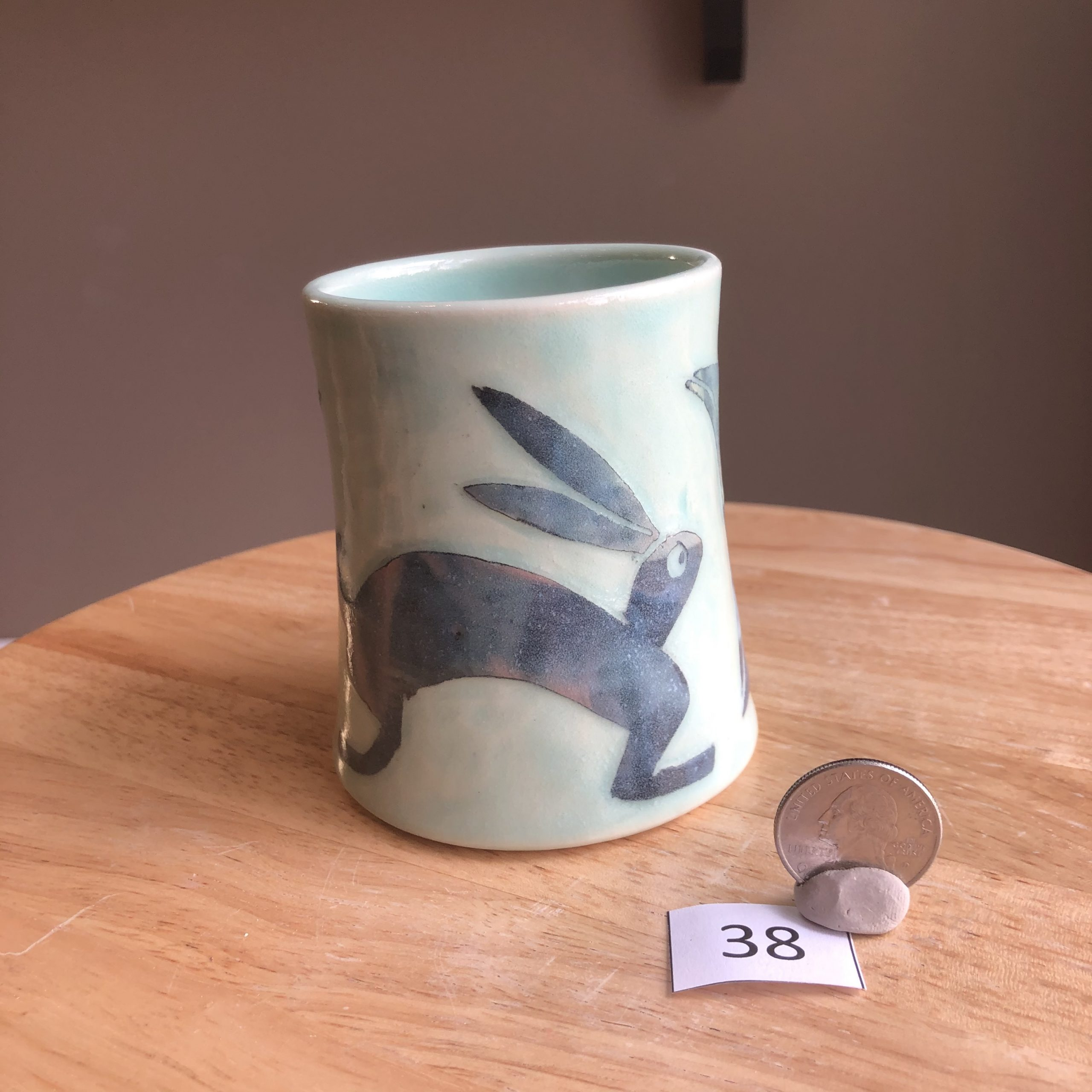 Neal Reed Rabbit Mug #38