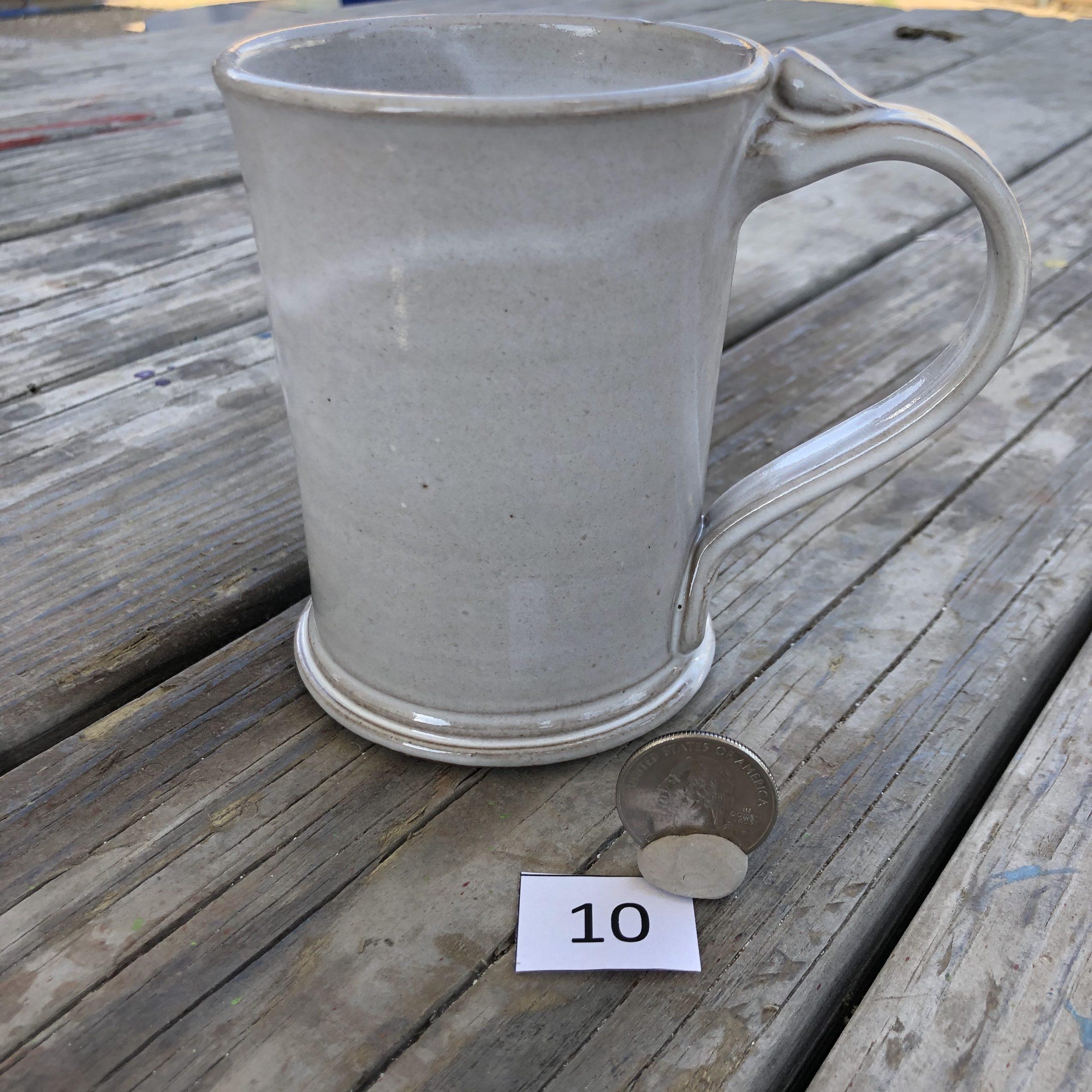 Amy Kovats White Mug #10