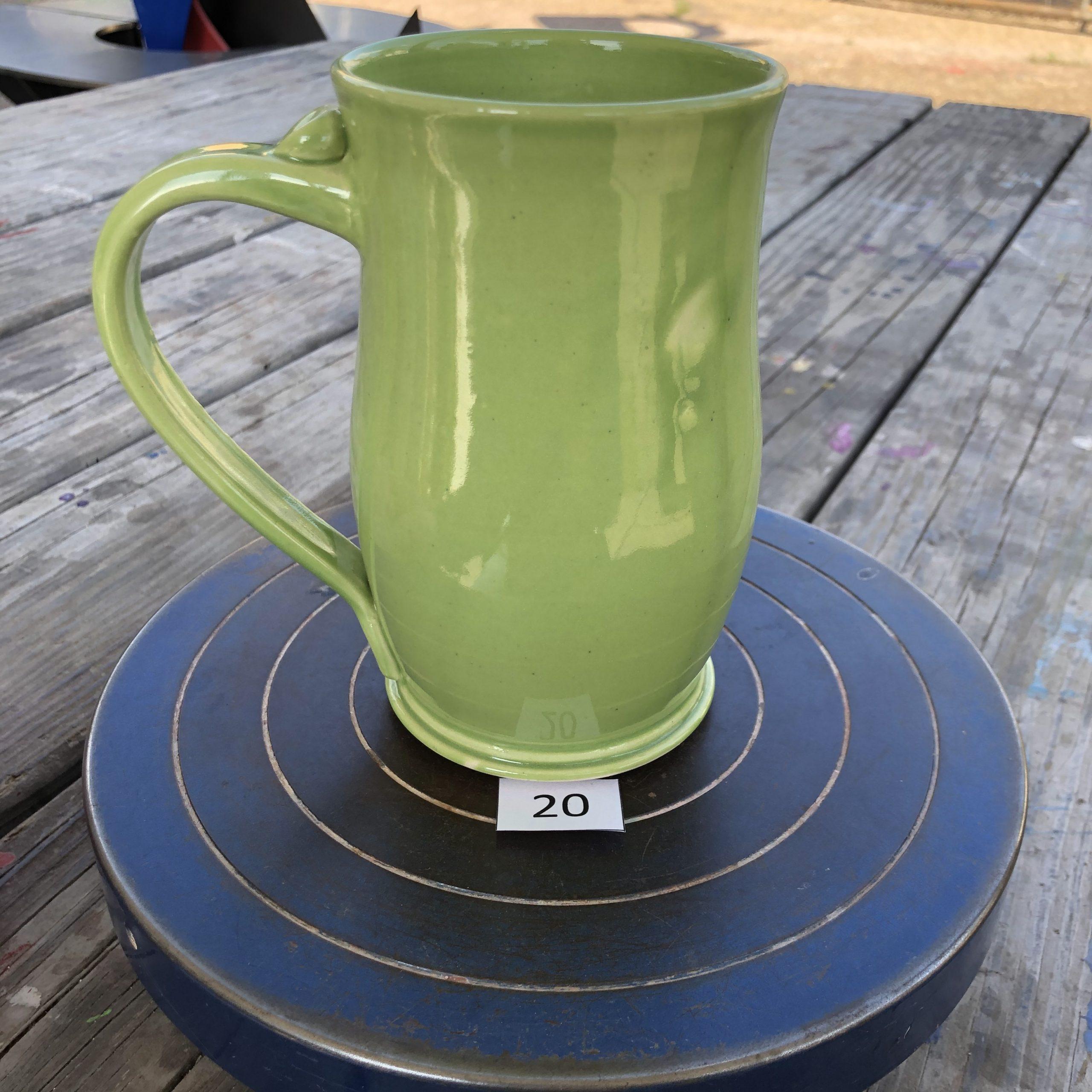 Amy Kovats Lime Mug #20
