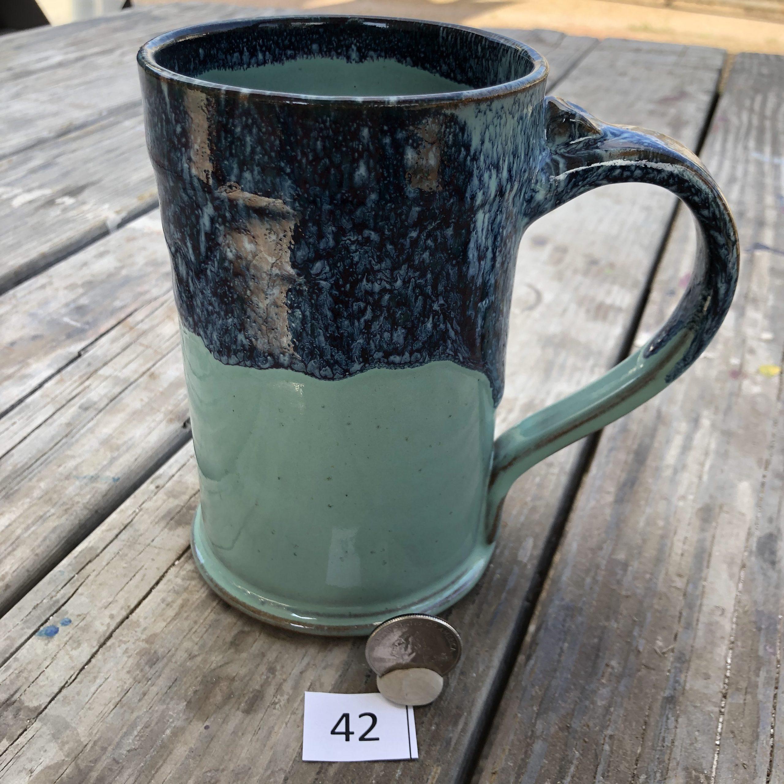 Amy Kovats Stormy Tide Mug #42