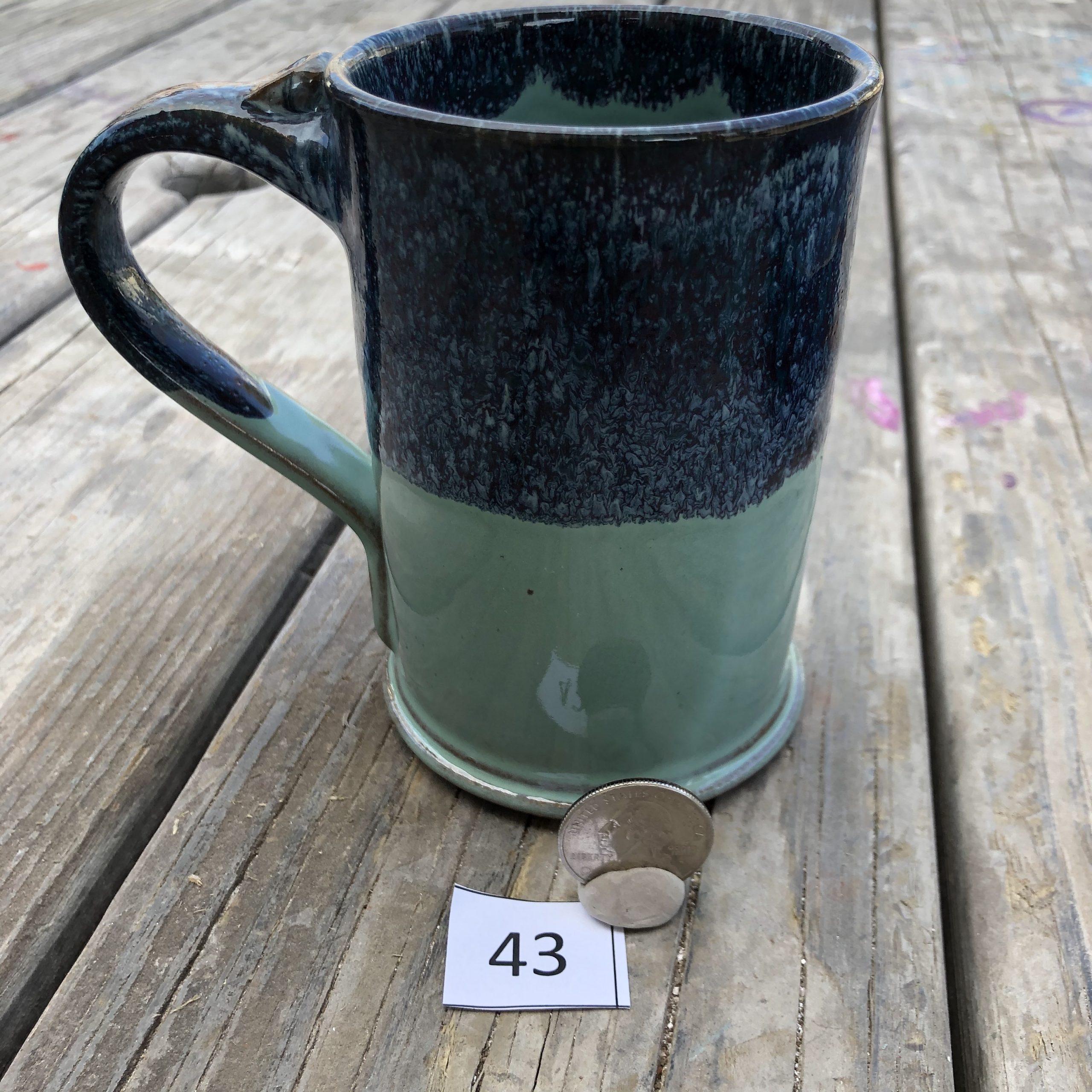 Amy Kovats Stormy Tide Mug #43