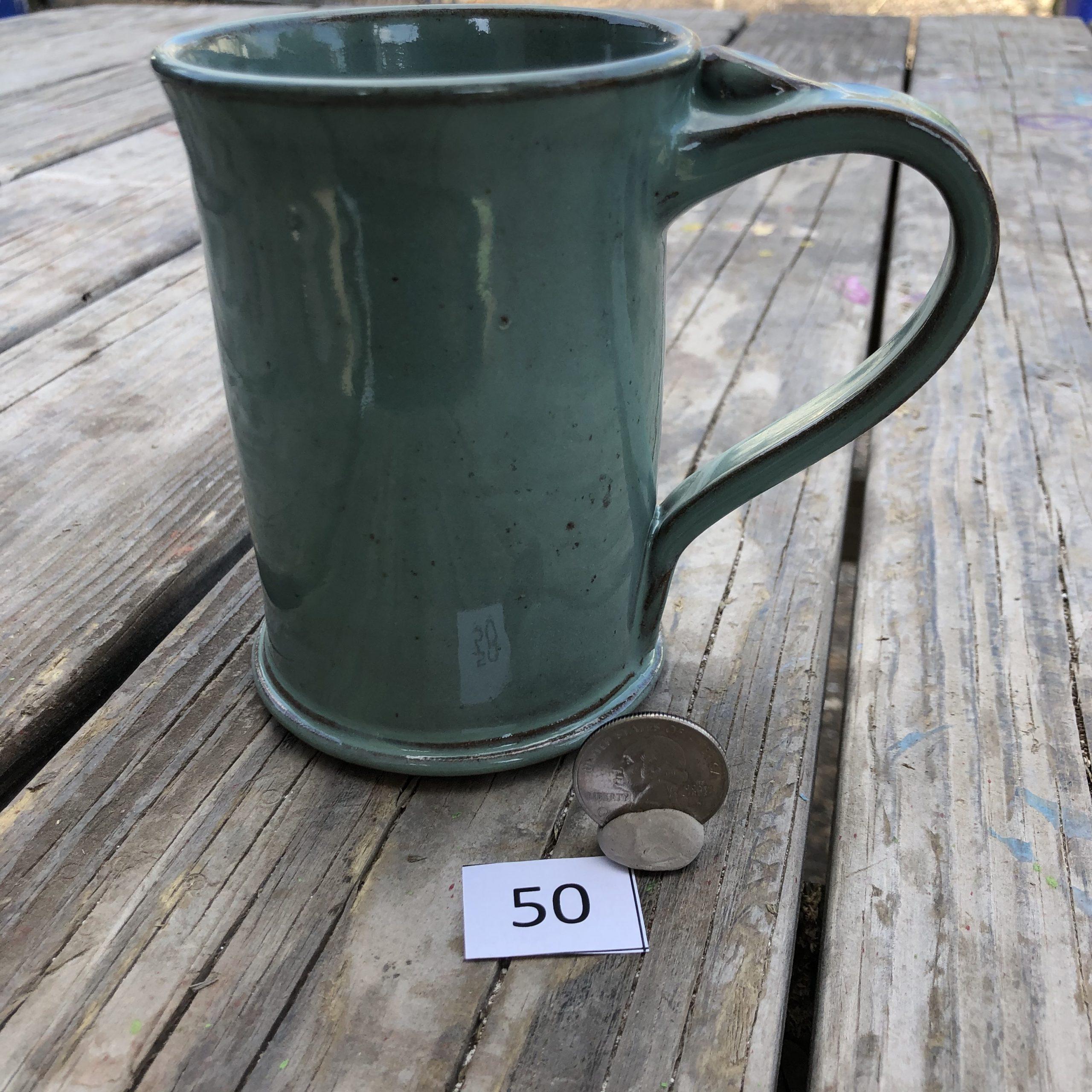 Amy Kovats Jade Mug #50