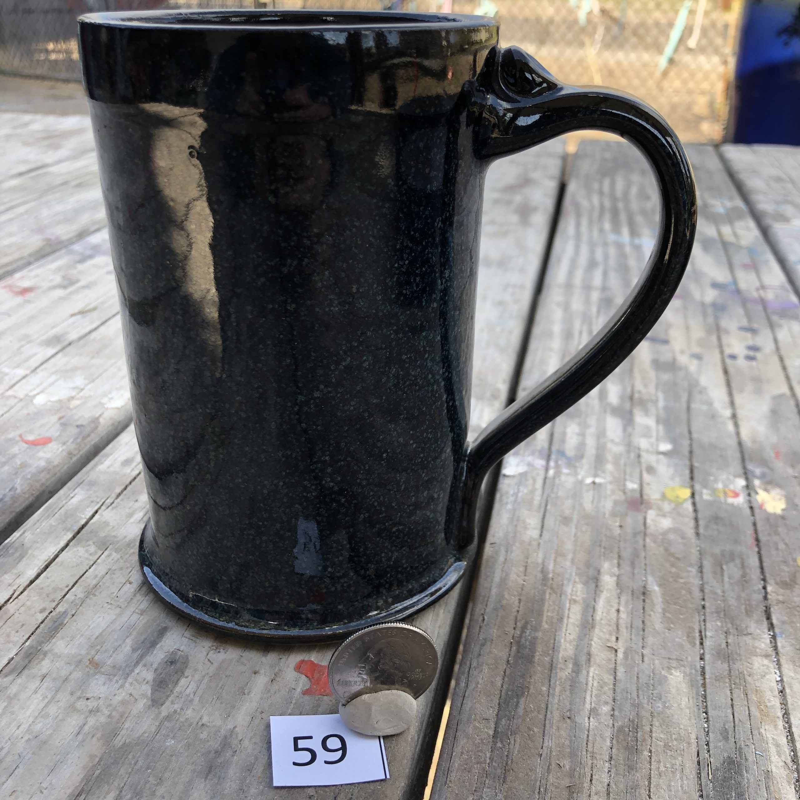 Amy Kovats Twilight Mug #59