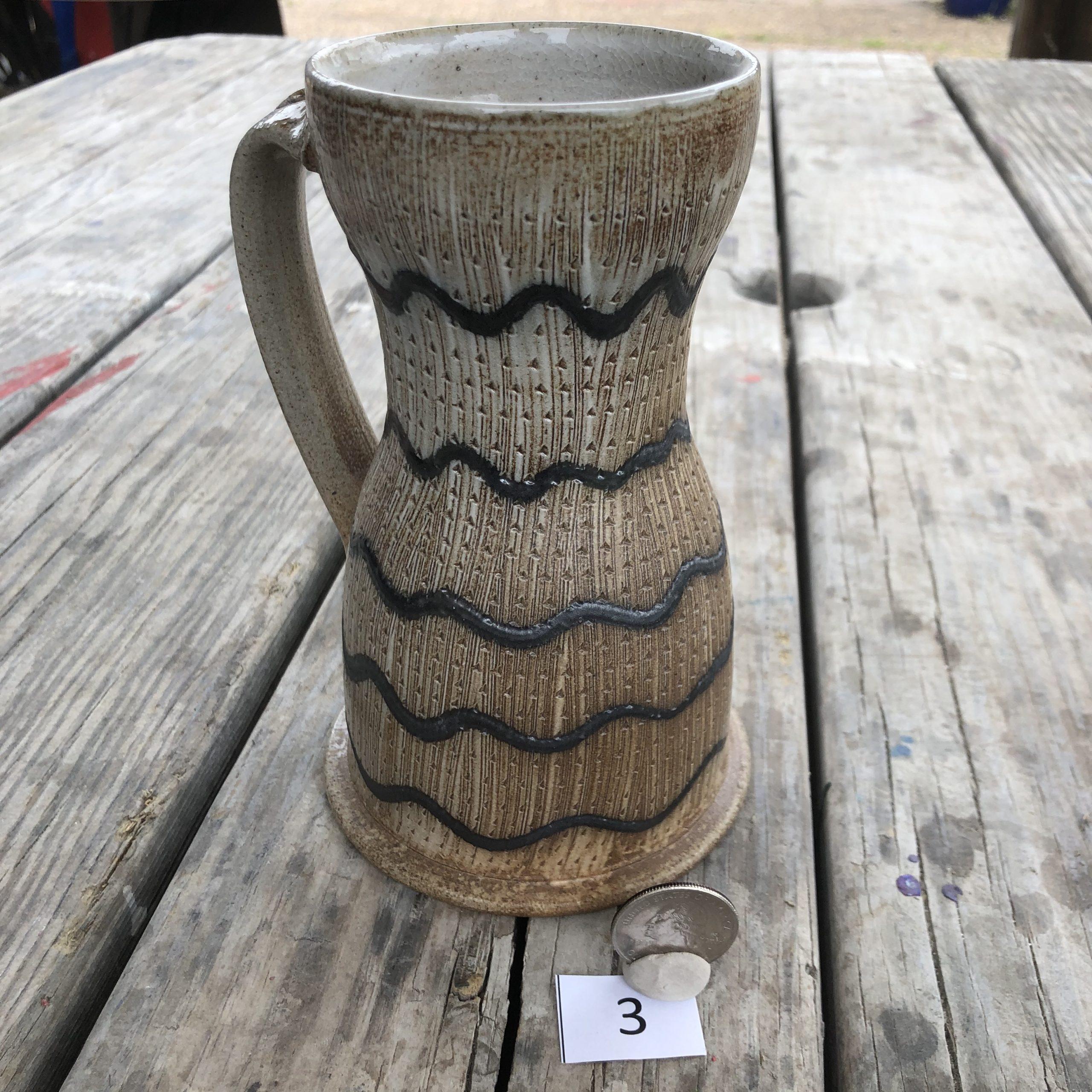 Dan Finnegan Chatter/Wave Mug #3