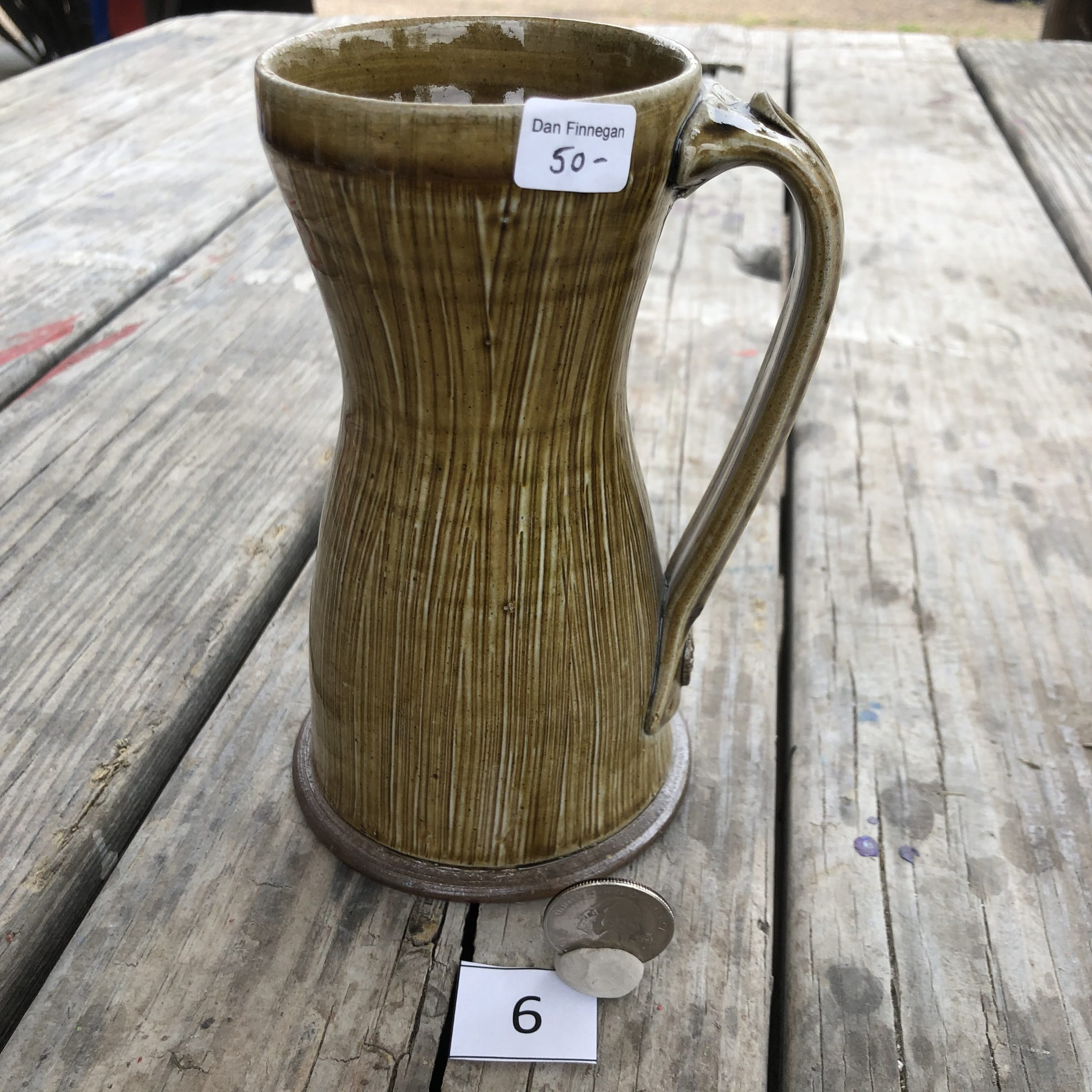 Dan Finnegan Hakame Texture Mug #6