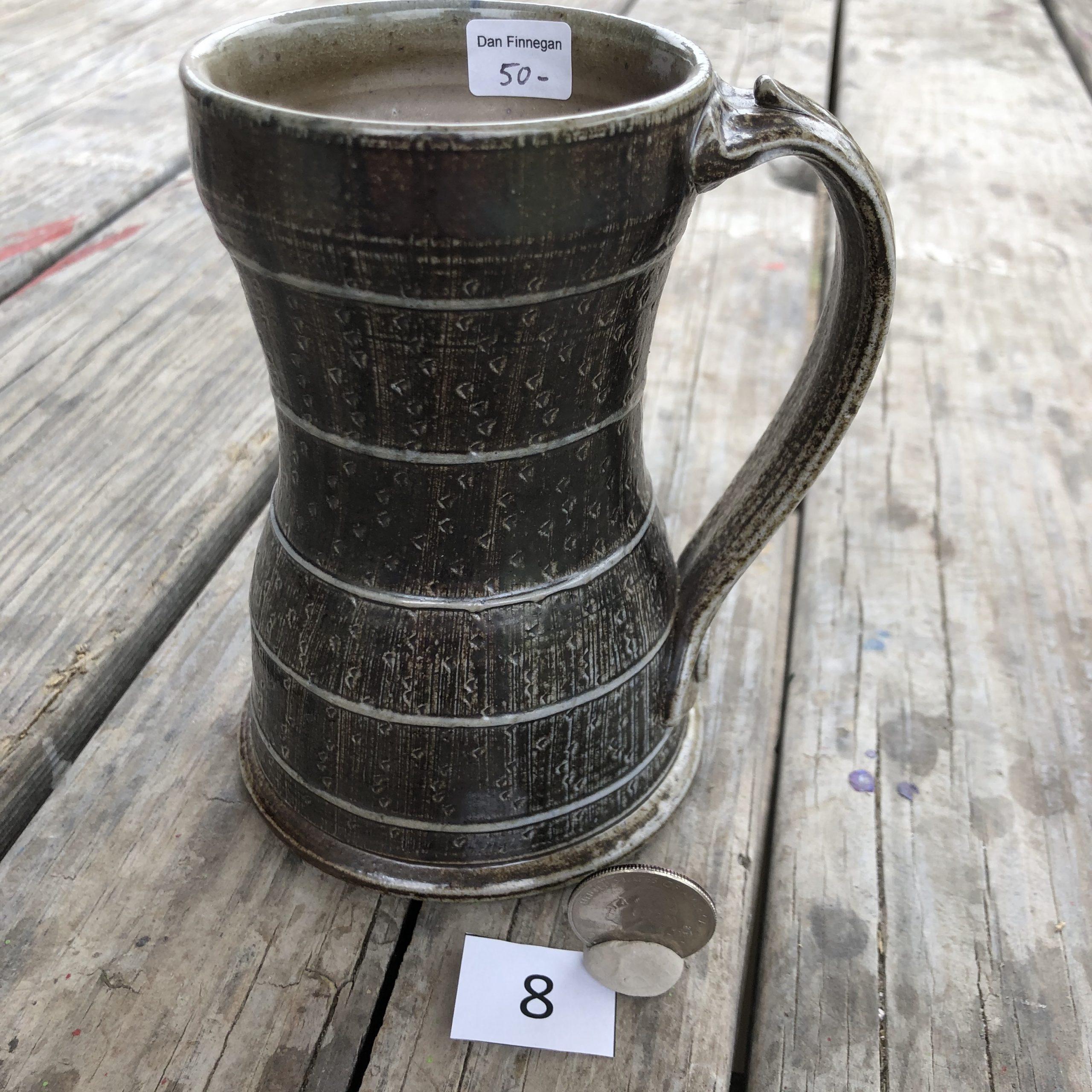 Dan Finnegan Chatter/Stripe Mug #8