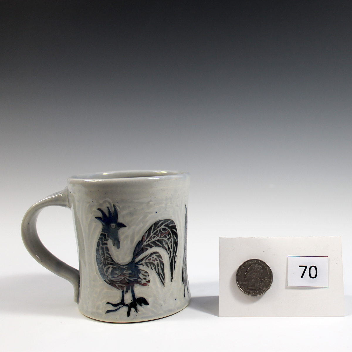 Neal Reed Rooster Mug #70