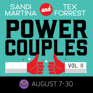 Power Couple: Sandi Martina And Tex Forrest