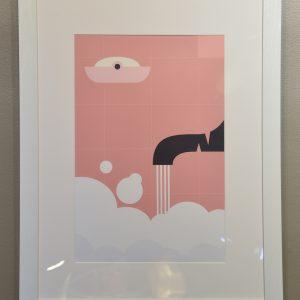 """""""Cleanser"""" By John Larsen"""