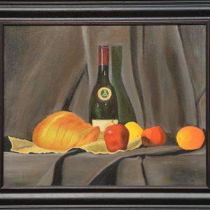 """""""Bread-Fruit-Wine"""" By Judy Lowman"""