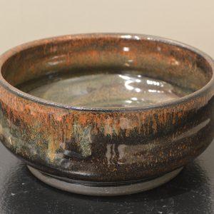 """Brown Bowl"" By Teri Duffy"